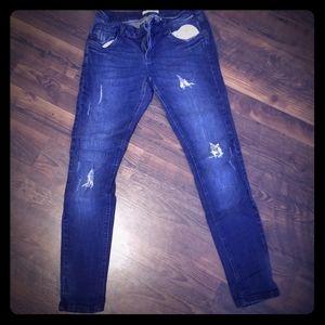 Skinny stretchy Jeans
